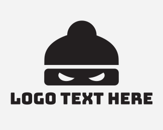 Costume - Ninja Mask logo design