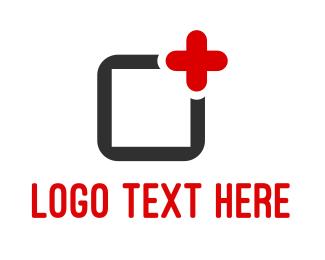 Plus - Box Plus logo design