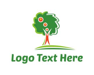 Eco-friendly - Green Idea logo design