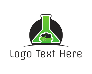 Cog - Technology Lab logo design