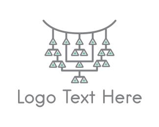 Egyptian - Ancient Jewelry logo design