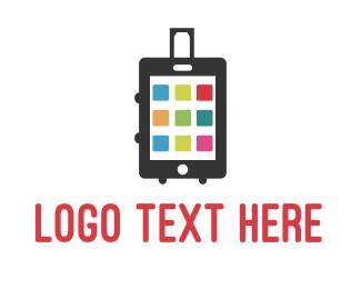 Tour - Smart Luggage logo design