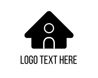 Project - Black House logo design