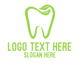 Dental - Organic Dentistry logo design