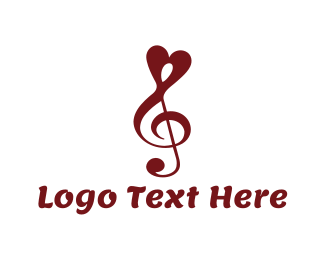 Romantic - Romantic Music logo design