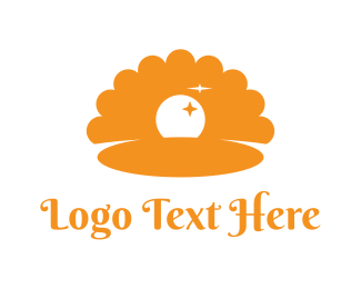 Accessory - Pearl Shell logo design