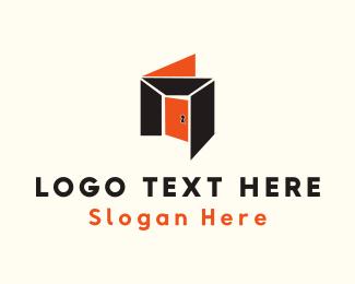 Security - Orange Room logo design
