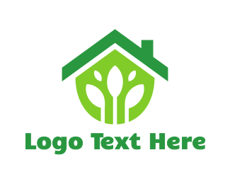 Home - Green Sprout Homes logo design