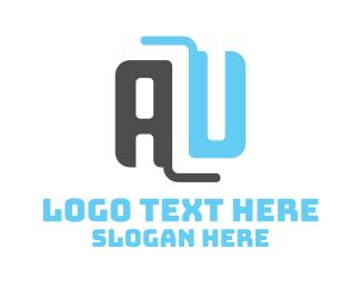 Circuit - A & V logo design