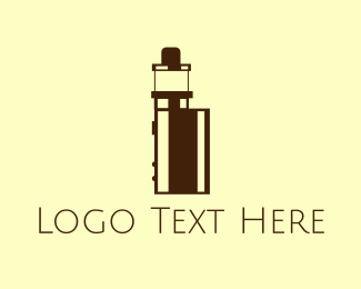 Hype - Tiny Vape logo design