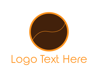 Brown - Coffee Bean logo design