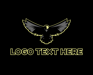 Hawk Logo Maker | Best Hawk Logos | BrandCrowd