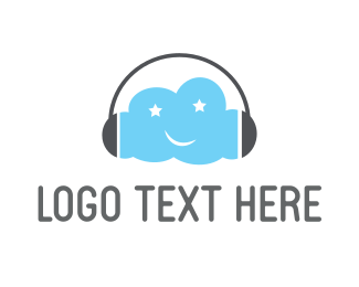 Listen - Dream Radio logo design