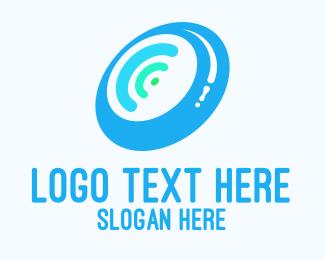 Wifi Wheel Logo