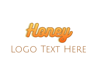 Sweet - Sweet Honey logo design