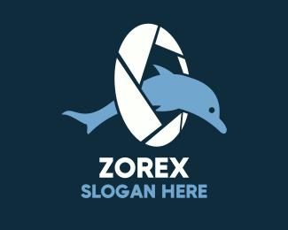 Photography - Dolphin Photography logo design
