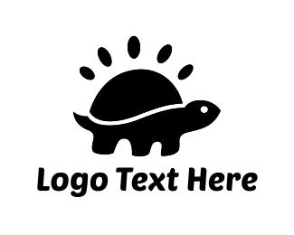 Sun Turtle Logo