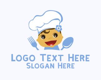 Chef - Baby Chef logo design