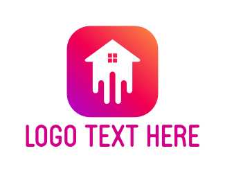 """House Melt App"" by eightyLOGOS"