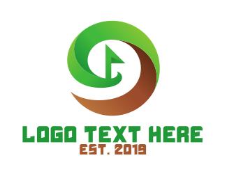 Goal - Golf Circle logo design