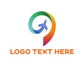 Plane Spin Logo