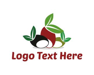 Olive - Mediterranean Olives logo design