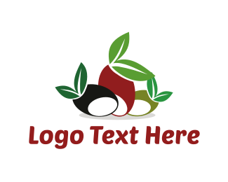 Greece - Mediterranean Olives logo design