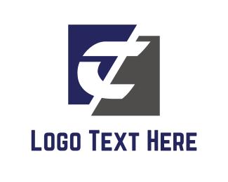 Letter C - Industrial Letter C logo design