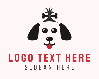 Hairstyle - Dog Stylist logo design