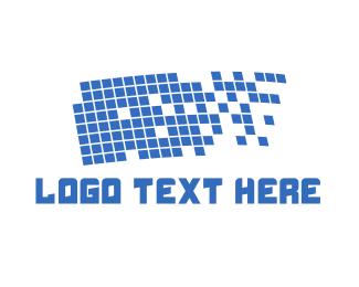 """Pixel Flag"" by SimplePixelSL"