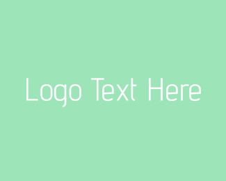 Legible - Mint & White logo design