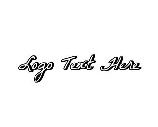 Script - Black & Stylish logo design
