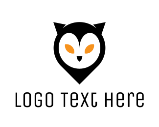 Gps - Animal Finder logo design