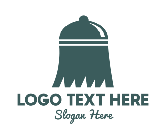 Sweeper - Broom Dome logo design