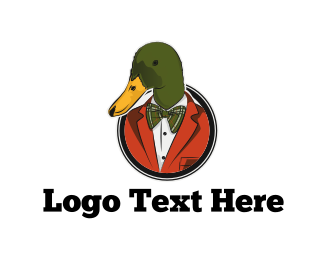 Indie - Fashion Duck logo design