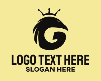 Letter G - Bird Letter G logo design