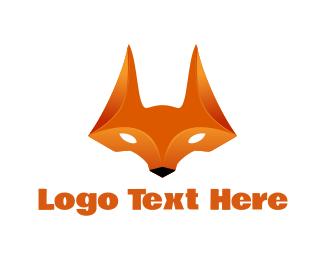 Fox - Fox Face logo design