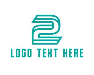 Clan - Outline Number 2  logo design