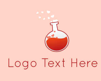 Potion - Love Potion logo design