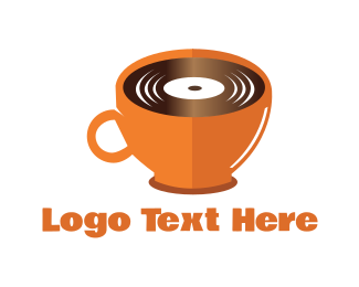 Music & Coffee Logo
