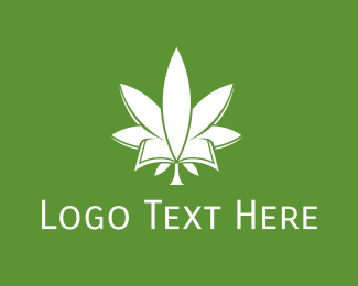 Weed - High Culture logo design