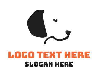Dog Sitting - Dog Business logo design