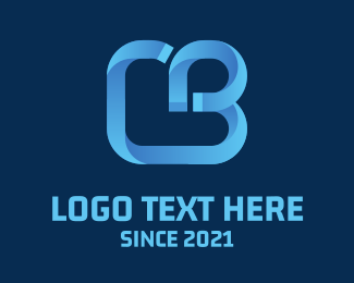 Water - Creative CB logo design