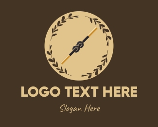 Magic - Magic Knot logo design