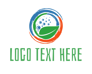 Cleaner - Eco Cycle logo design