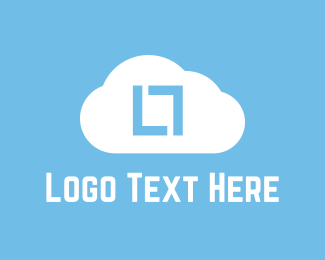 Browse - Cloud & Square logo design