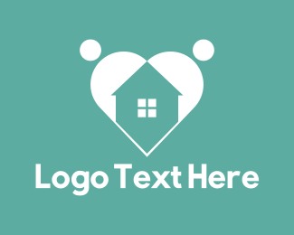 Family - Family Home logo design