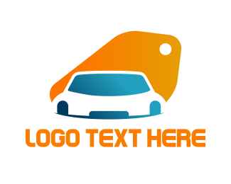 Car Wash - Car Label logo design