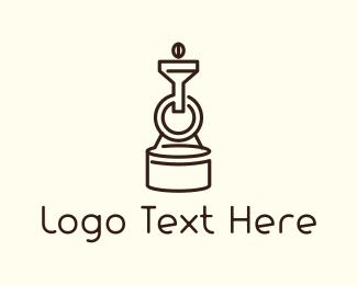 Coffee - Coffee Roaster logo design