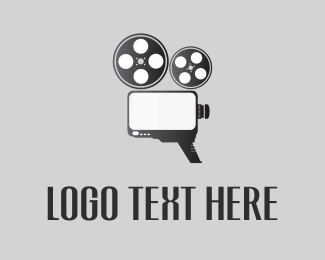 Videographer - Video Reel logo design